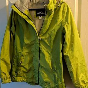 Eddie Bauer rain coat perfect condition